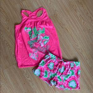 Justice Pajama Set